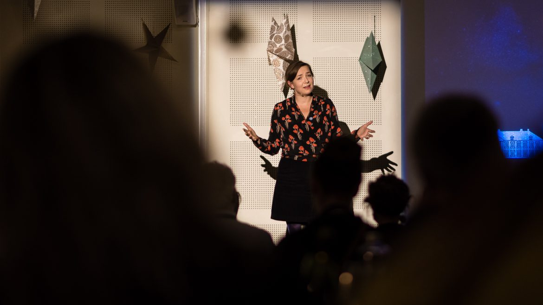 emilie møllenbach speaker coaching diaries