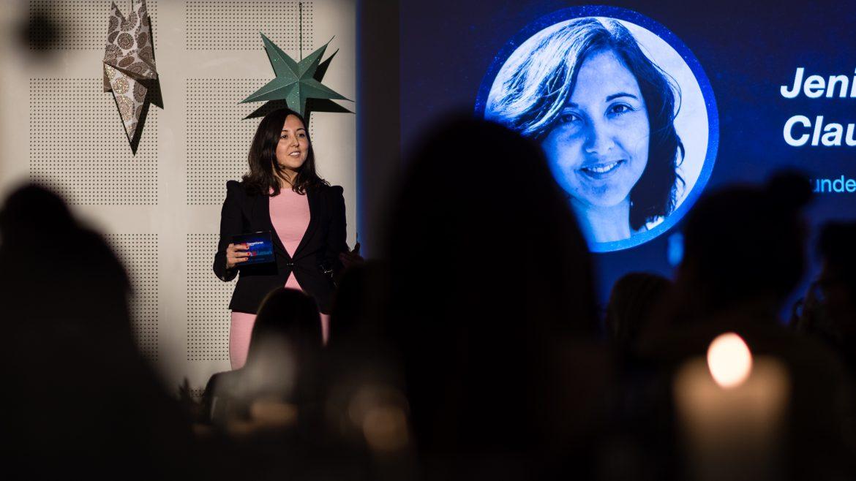 Jenifer Clausell Tormos - Speaker Coaching Diaries